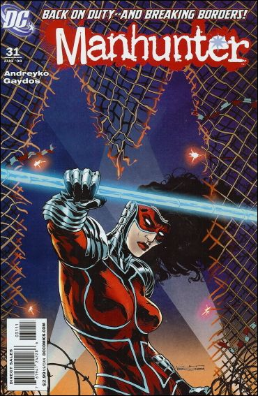 Manhunter (2004) 31-A by DC