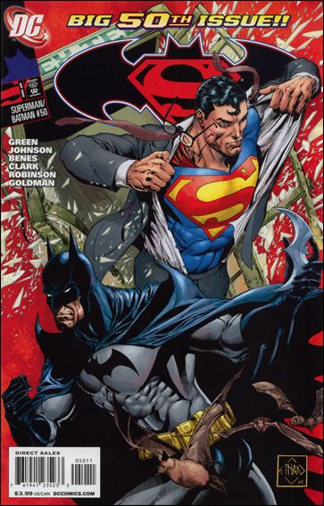 Superman/Batman 50-A by DC