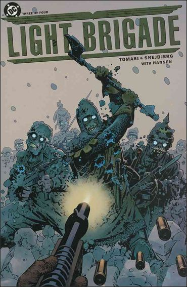 Light Brigade 3-A by DC