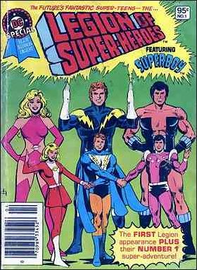 DC Special Blue Ribbon Digest 1-A by DC