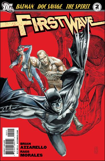 First Wave (2010) 2-A by DC