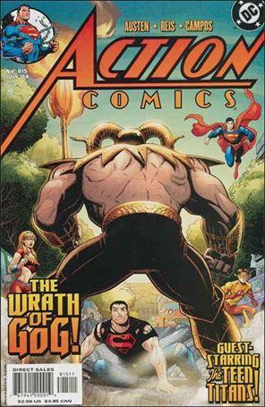 Action Comics (1938) 815-A