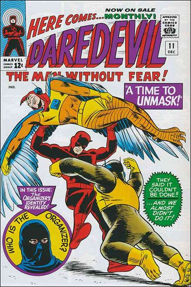 Daredevil (1964) 11-A by Marvel