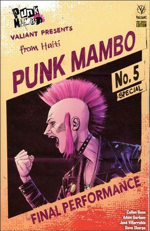Punk Mambo (2019) 5-D