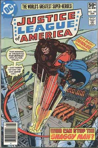 Justice League of America (1960) 186-A by DC