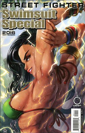 Street Fighter Swimsuit Special 1-A