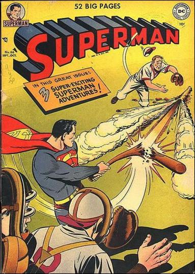 Superman (1939) 66-A by DC