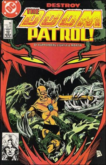 Doom Patrol (1987) 2-A by Vertigo