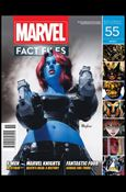 Marvel Fact Files 55-A