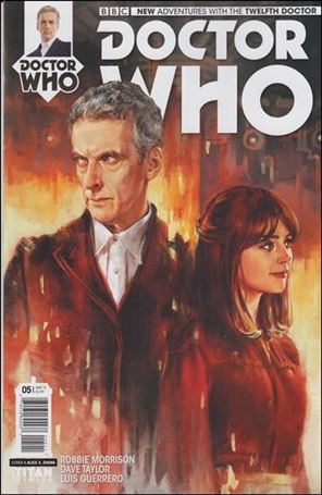 Doctor Who: The Twelfth Doctor 5-A