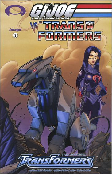 G.I. Joe vs the Transformers (2003) 3-C by Image