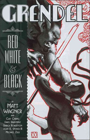 Grendel: Red, White & Black 4-A by Dark Horse