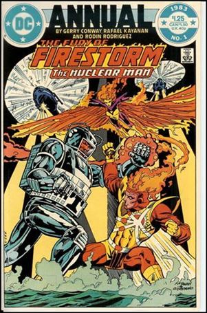 Fury of Firestorm Annual 1-A