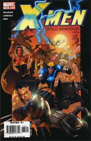 X-Men (1991) 175-A