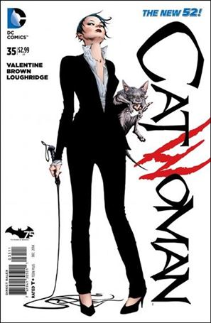 Catwoman (2011) 35-A