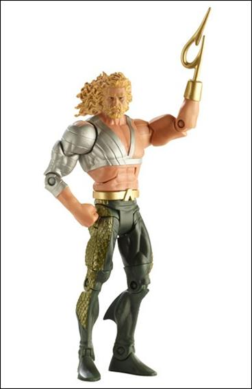 DC Universe: Signature Collection Aquaman (Loose) by Mattel