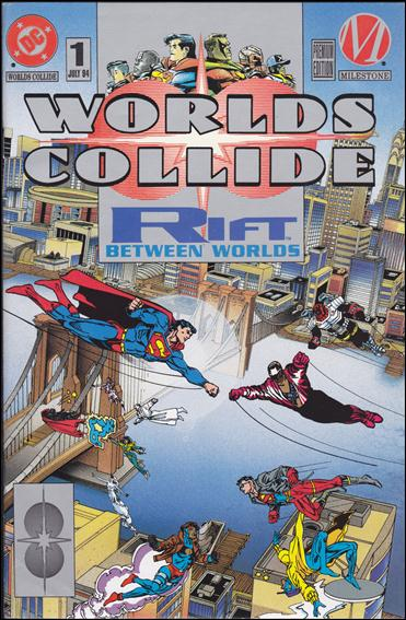 Worlds Collide 1-D by Milestone