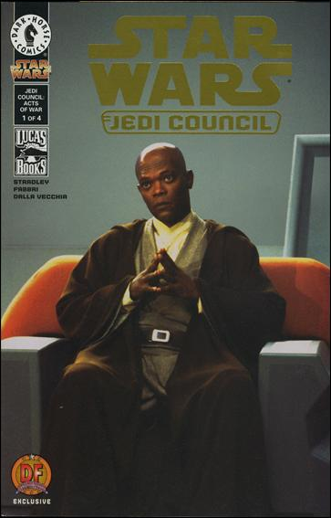 Star Wars: Jedi Council: Acts of War 1-B by Dark Horse