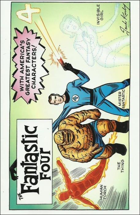 Fantastic Four (2018) 1-SG by Marvel