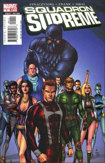 Squadron Supreme (2006) 1-A by Marvel