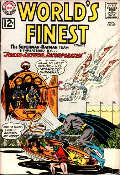 World's Finest Comics 129-A by DC