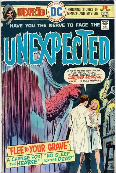 Unexpected (1968) 170-A by DC