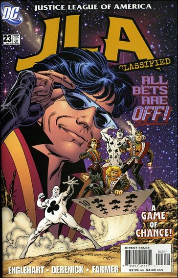 JLA: Classified 23-A by DC