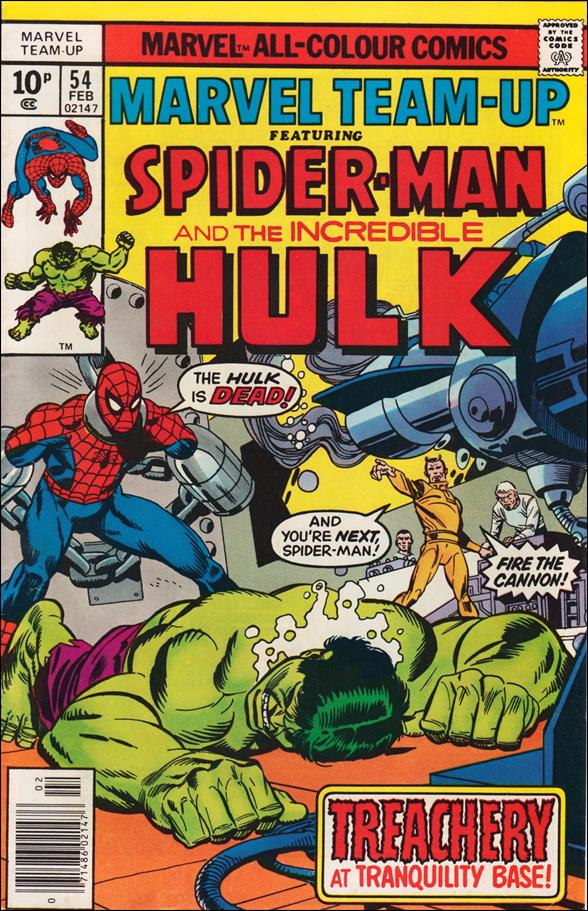 Marvel Team-Up (1972) 54-B by Marvel