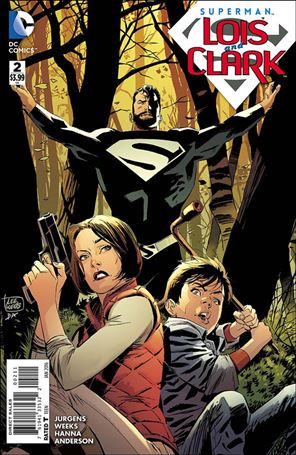 Superman: Lois and Clark 2-A