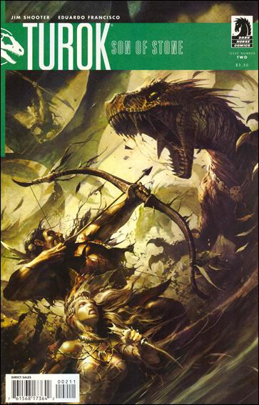Turok, Son of Stone (2010) 2-A by Dark Horse