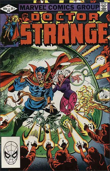 Doctor Strange (1974) 54-A by Marvel