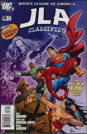 JLA: Classified 16-A
