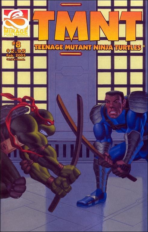 TMNT: Teenage Mutant Ninja Turtles 8-A by Mirage
