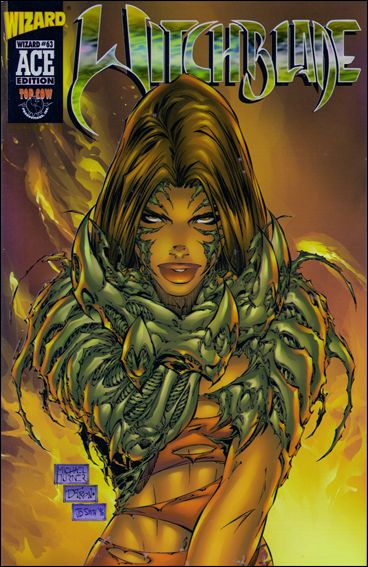 Witchblade 1-C by Top Cow
