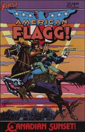 American Flagg! (1983) 15-A