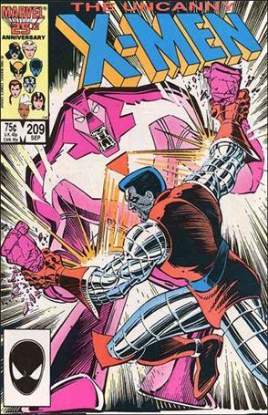 Uncanny X-Men (1981) 209-A
