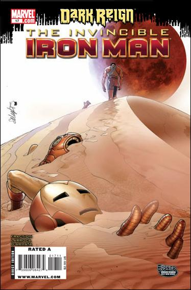 Invincible Iron Man (2008) 17-A by Marvel