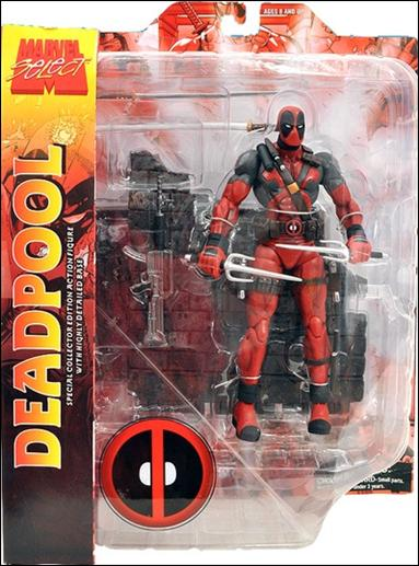 Marvel Select Deadpool by Diamond Select