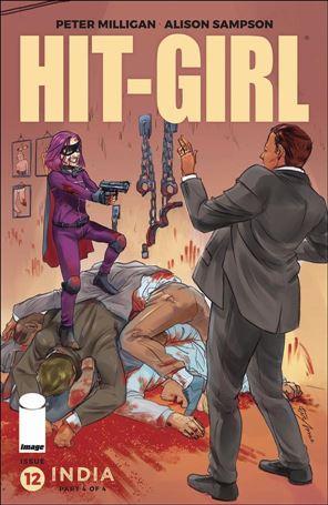 Hit-Girl Season Two 12-C
