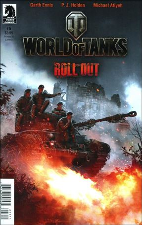 World of Tanks 5-A