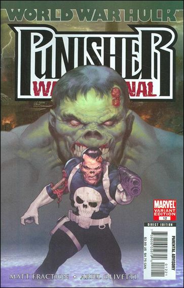 Punisher War Journal (2006) 12-B by Marvel