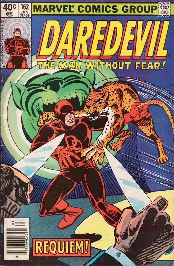 Daredevil (1964) 162-A by Marvel