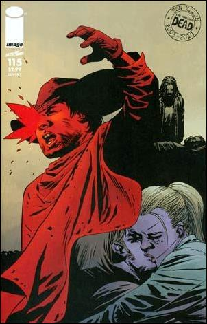 Walking Dead (2003) 115-I by Skybound Entertainment