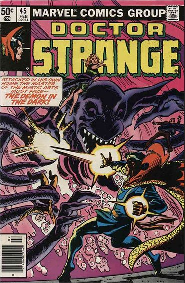 Doctor Strange (1974) 45-A by Marvel