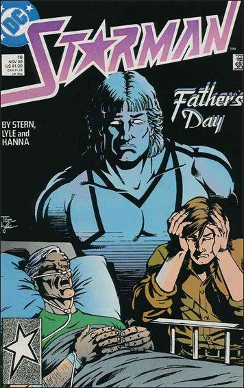 Starman (1988) 16-A by DC