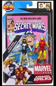 Marvel Universe: Secret Wars (Comic-Packs) Iron Man and Spider-Woman