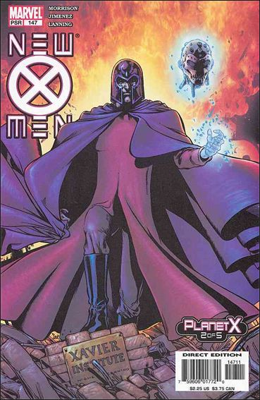 New X-Men (2001) 147-A by Marvel