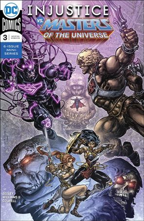 Injustice Vs Masters of the Universe 3-A