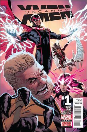 Uncanny X-Men (2016) 1-A