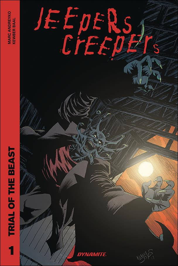 Jeepers Creepers 1-A by Dynamite Entertainment